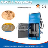 Baler волокна вертикальные машина давления волокна Coir/Baler/кокос компрессора гидровлический