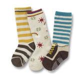 Alti calzini del cotone dei bambini del ginocchio