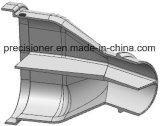 De alta presión a presión la fundición mueren por útiles automotores, de aluminio de la parte