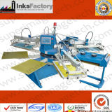 Автоматические принтеры восьминога Silkscreen