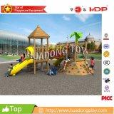 2015人の普及した子供の屋外の運動場装置HD15A-154A
