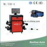 Roue de chariot Positionneur/Bus système d'alignement des roues