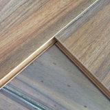 Stratifié en bois normal extérieur parquetant en bois conçu de texture de HDF Eir