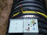 電子融接の接合箇所の閉鎖