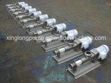 Xinglong 회전하는 진보적인 구멍 모든 액체를 위한 단청 단 하나 나선식 펌프