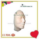 Яркая людская мыжская модель практики сутуры кожи стороны
