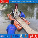 販売のための高く効率的で小さい金の浚渫船