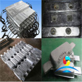 Zink-Anode, die Gerät für Sammelbehälter ausstattet
