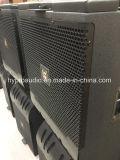 """A venda V25 quente Dual do """" linha altofalante Neodymium 15 da disposição"""