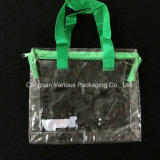 Trvalling facile d'emballage sac transparent en PVC