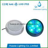 LEDのエポキシ樹脂プールライト、100%の防水水中照明