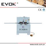Высокая точность деревянная, котор мебель Semi автоматическая удваивает увидела автомат для резки с 45 градусами (TC-828A)