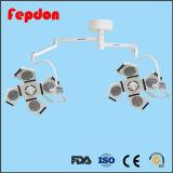 Double tête Opération Theatre lampe avec EC (YD02-3+3LED)