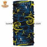 Promotional&#160 ; Polyester&#160 ; Protection UV Tube&#160 sans joint de Microfiber ; Bandana