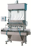 Máquina de etiquetado líquida linear automática de la máquina de rellenar