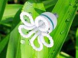 Lampe à économie d'énergie 105W Petite fleur halogène / mixte / tri-couleur 2700k-7500k E27 / B22 220-240V