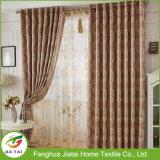 Cortinas de janela largas cortinas contemporâneas cortadas para venda
