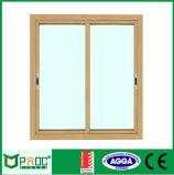 Fenêtre coulissante en aluminium / aluminium haute qualité Shanghai (PNOC-W1012)