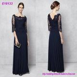 新式の卸し売り段階的黒人女性のイブニング・ドレス
