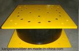 Het professionele Hoge RubberLager van de Bevochtiging voor Bouwconstructie
