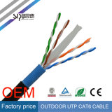 Sipu Factory Price Waterproof Outdoor UTP Cat5e CAT6 Network Cable