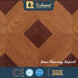 Texture Woodgrain commerciale V-rainuré Laminbated laminés résistant à l'eau