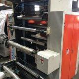 2 colores empapelan la impresora de la impresora flexográfica