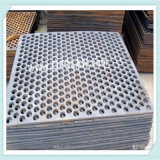Runde Blatt-Filter-Ineinander greifen Hotting Verkäufe des Loch-Nickel-200