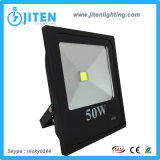 lumière d'inondation de 50W DEL, éclairage LED/éclairage extérieurs de la lumière 10W-100W du projecteur IP65