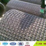 Griglia da vagliare di estrazione mineraria piana/rete metallica unita