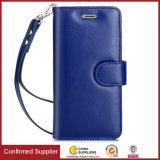Caixa de couro da carteira do plutônio Filo da qualidade excelente para Huawei P10