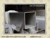Tubazione quadrata del Ornamental dell'acciaio inossidabile 201