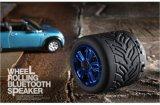 Gymsense車のタイヤのBluetoothのスピーカー、TFの大きく健全なBluetoothのタイヤのスピーカー