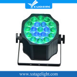 LEIDENE Uplighting/het Geval van de Vlucht voor de Verlichting van het Stadium van DJ Lights/LED