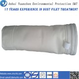 Nonwoven пробитый иглой цедильный мешок фильтра акриловый для сборника пыли