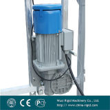 Plate-forme de fonctionnement suspendue par soudure à vis en aluminium d'étrier de l'extrémité Zlp630