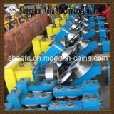 機械装置を形作る鋼鉄C Z母屋ロール