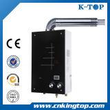 (8L、10L、12L) LCDが付いている白いパネルの釣り合ったタイプガスの給湯装置