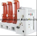 Для использования внутри помещений Hv вакуумный прерыватель цепи с помощью встроенного полюсов (VIB-24)