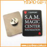 Pin doux fait sur commande Bagde d'or d'émail pour les cadeaux promotionnels (YB-Lp-60)
