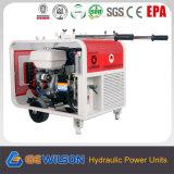 Unidad de potencia hidráulica / Unidad impulsada por Honda o B & S Engine