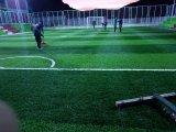 Herbe artificielle de haute qualité de 50 mm pour les prix du football (MD50)