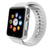 Шагомер спорта вахты Bluetooth Wristwatch франтовское с камерой SIM