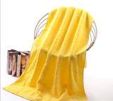 Tovagliolo 100% di bagno tinto filato del tovagliolo del cotone dell'hotel del cotone