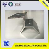 Perfis da extrusão da liga de alumínio da alta qualidade para o suporte de sustentação do picovolt