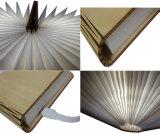 Novidade de dobragem BRICOLAGE Livro de dobragem de luz com a função recarregável USB