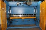 Wd67K dobradeira CNC hidráulica elétrica máquina de dobragem de folhas de metal