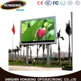 LED de alto brilho de tela Publicidade Cores exteriores