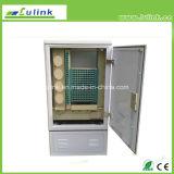 48/96/144/288/576 Corps Fibre Optique Cross Connecting Cabinet