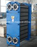 Échangeur de chaleur de plaque de garniture d'acier inoxydable de catégorie comestible